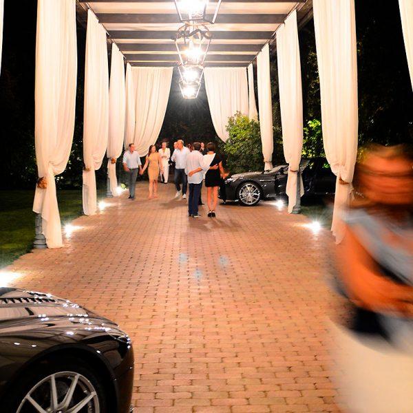 """I giardini Paghera ospitano la serata conclusiva del circuito """"Arte e Golf"""""""