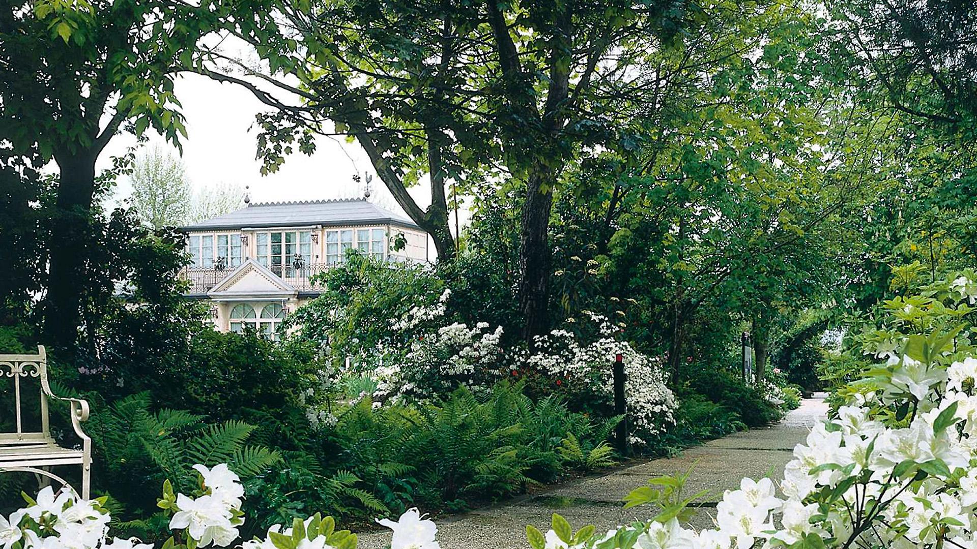 Latest uno spazio versatile dove organizzare fragranti - Organizzare il giardino ...