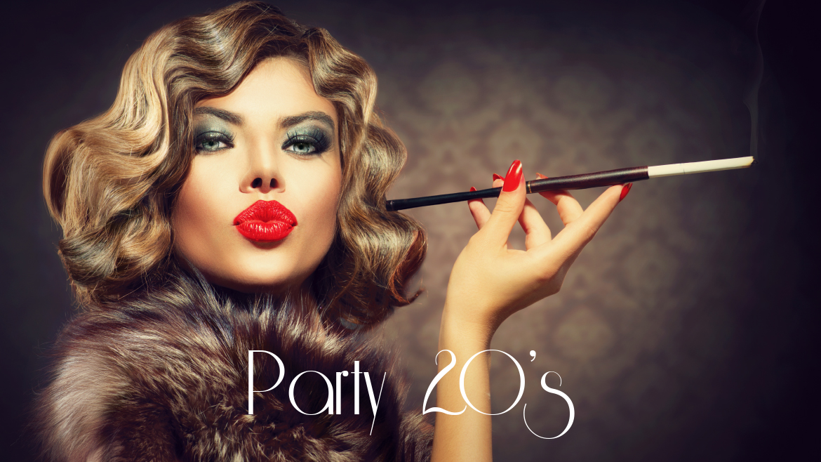 31 Dicembre – Party 20's – Great Retro Party